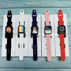 2021 Health-Monitoring Hot T500+ Plus Smart Watch T500 Plus 1,74 Inch Pedometer Reloj in Teligente Music Control Smartwatch Kid
