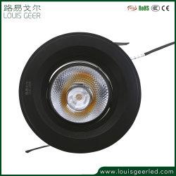 Lampada libera del soffitto della luce intermittente anabbagliante 5 anni della garanzia di incastronatura 18W LED Downlight di Naroow