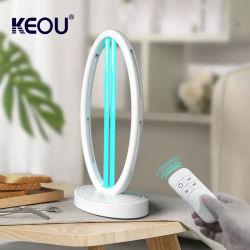 베스트셀러 소형 원격 제어 살균 가벼운 살균제 살균을%s UV 소독 램프