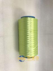 Filato di Hmpe della fibra di UHMWPE per verde leggero del neon di Ropes-1600d