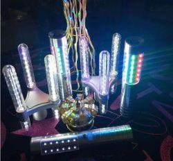재충전용 LED 가벼운 Champagne 번쩍이는 보석
