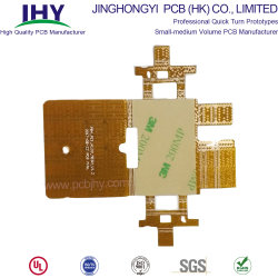 La FPC de doble cara TIRA DE LEDS de la bobina de placa de circuito impreso flexible placa PCB para Android TV Box