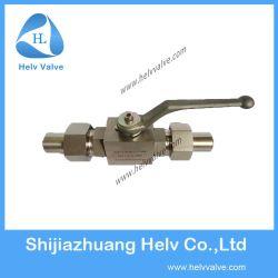 Aço inoxidável304/316 Válvula de Esfera de Alta Pressão da Válvula de Agulha