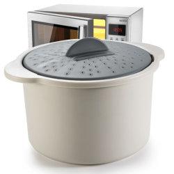 Forno de microondas Use Panela a vapor Definir 0% de BPA