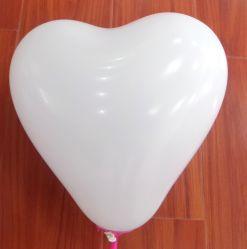 Impression couleur gonflable Pearlized ballon rond pour la publicité