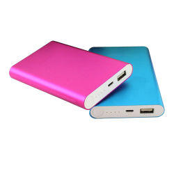 iPhone/Samsung/Huawei용 4000mAh 휴대용 전원 뱅크 배터리 충전기
