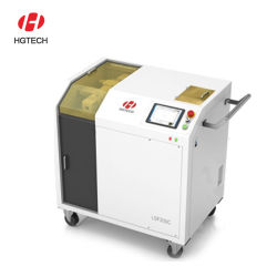 Dépose de la rouille de peinture Hgtech 200W 500W 1000W voiture automobile Machine de nettoyage laser à fibre