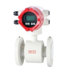 DN15-DN800 316L misuratore digitale di portata elettromagnetica flussometro a ultrasuoni con Precisione 1%