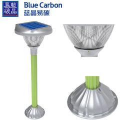 Indicatore luminoso solare bianco caldo del prato inglese di sorgente luminosa LED per il giardino