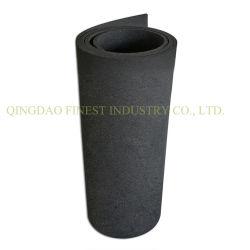 Crossfit antivibración Amortiguador de caucho EPDM de 10% Speckles alfombrillas de goma de caucho Pavimentos de caucho