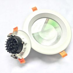 Déflecteur de rafles de haute qualité d'éclairage Downlights LED à montage en surface feux vers le bas