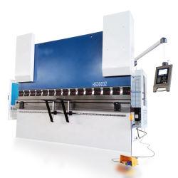 油圧出版物ブレーキ金属板機械、6mmの厚さの鋼板曲がる機械