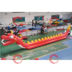 Maßgeschneiderte Aufblasbare Große Tier Pool Lounge Wasser Party Aufblasbare Drachen