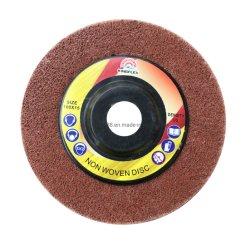 Disco non tessuto, 100X15 mm, U5/9p, colore Maroon