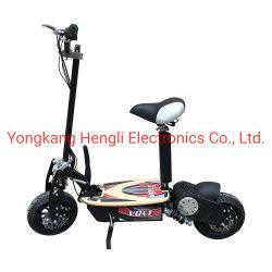 Potente 48V 1000W Scooter eléctrico con motor sin escobillas