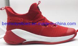 De Schoenen die van de Sport van Flyknit van de Goede Kwaliteit van Mens de Zool van het M.D. van Schoenen aanstoten