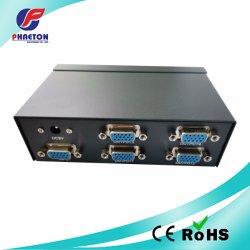 divisore Port del VGA del divisore 4 del VGA 1X4 video