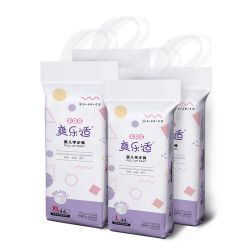 Super Thin SAP Paper Easy Pull and up Baby Training Pañales de pantalones