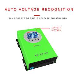 Regolatore del costo energetico di energia solare di alta efficienza 40A/60A MPPT