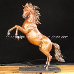 Statue de cheval de la Sculpture de métal pour la vente d'artisanat
