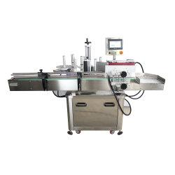 Automatische Ronde Fles Labeler om de Machine van de Etikettering van de Fles
