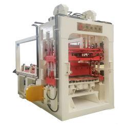 Vendita in fabbrica asfaltatrice automatica a pressione idraulica per calcestruzzo per la produzione di blocchi di mattoni Prezzo macchina
