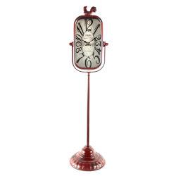 Piso personalizados relojes