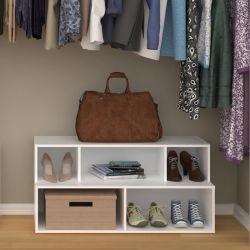 أثاث لازم بيتيّ صورة زيتيّة أبيض 10 زوج قابل للتراكم حذاء من مع [شلفس] مفتوحة لأنّ يعيش غرفة