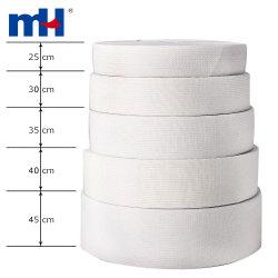 20mm 25mm 30mm 35mm 50mm de sangle de ceinture de la bande élastique en bonneterie pour coudre accessoires du vêtement