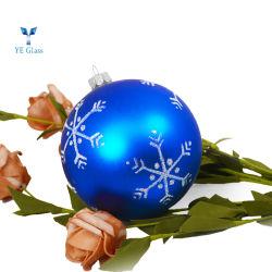 A decoração de árvore de Natal Festival ornamentos de esferas de vidro