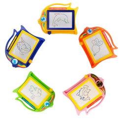 Color Magnetic Prancheta Mini placa de desenho para crianças