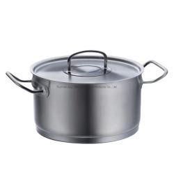 Ss Non-Stick Molho de conjuntos de panelas Frigideiras Frigideira Stewpot Define Saucepots seguro para o fogão de indução forno a gás