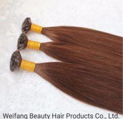 الجملة مزدوجة سحب 100 ٪ البشرية الشعر شقة طرف من قبل ريمي تمديدات الشعر