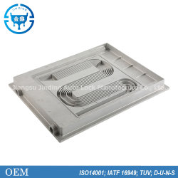 Auto-onderdelen watergekoelde accubehuizing Aluminium Aluminium Aluminium die Casting Car