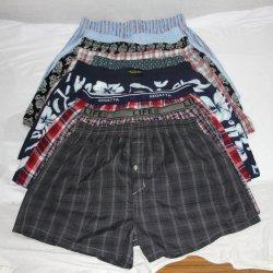 Pantaloni di scarsità tessuti variopinti della spiaggia per i Mens con il cinturino elastico