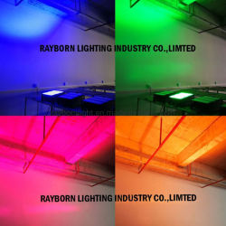해마린 풍경 장식 녹색/빨간색/파란색/보라색/황색 LED 수족관 조명 100W 150W 200W LED 투광 조명