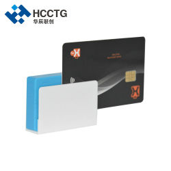 Três em um celular Bluetooth EMV NFC Crédito Bluetooth do leitor de cartão magnético Mpr110