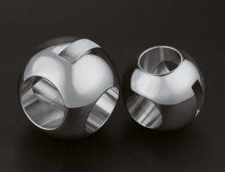 Dn40 Dn120 Methoden-Ventil-Kugel des Edelstahl-Kohlenstoffstahl-3