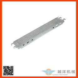 레이어 스타일의 링록 사폴딩 퍼포레이티드 스틸 또는 알루미늄 플랭크 건설