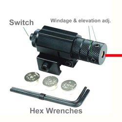 Venda a quente Red Dot Sight para Pistola Laser Mini Pistola Airsoft 20-22mm Hotsale na rampa