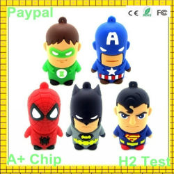 Pago mediante Paypal Cartoon USB de alta calidad (GC-C006)