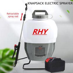 Pilha recarregável Bateria 20V 2Ah 4Ah 6Ah para Fogger Eléctrico do pulverizador de pressão Foggers Gerar Mosquito Killer jardim de ervas daninhas matando Desinfecção 110V/220V