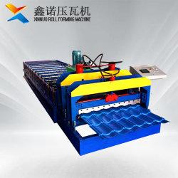 Xn 1080 Cor de ladrilhos vidrados máquina de formação de rolos de tejadilho