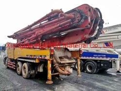 Abgeschliffene 48m Beton-Hochkonjunktur-Pumpe mit Isuzu/Benz/Volvo-Chassis mit preiswerterem Preis für Verkauf
