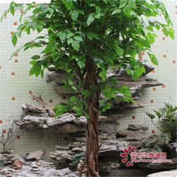 2m Artificial Decoration Bonsai/Artificial Banyan Tree