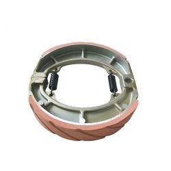 Peças Moto Peças para o bloco de fricção do freio a disco do travão de tambor