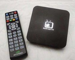Android4.0 Google TV箱の理性的なインターネットTVの小型PC