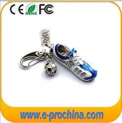 En gros la forme de chaussures de sport de lecteur Flash USB USB Pen Drive (EM618)