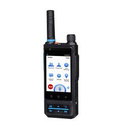 SIM 카드 이동할 수 있는 4G 워키토키를 가진 Inrico S200 WiFi 소형 Poc 양용 라디오