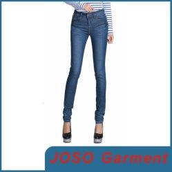 De Katoenen van vrouwen en van Meisjes Magere Jeans van het Denim Spandex (JC1059)